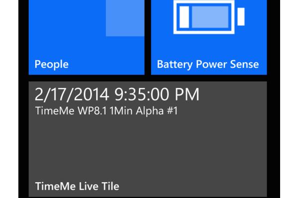 WP-kehittäjätyökalut vahvistavat nopeammin päivittyvät Live Tilet – ja Windows Phone 8.5:n?