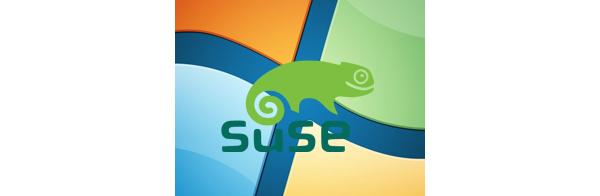 Microsoft ja Suse jatkavat yhteistyötä
