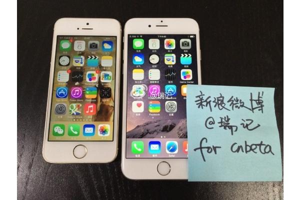 Kuvissa toimiva iPhone 6: Tältä Applen uutuus näyttää