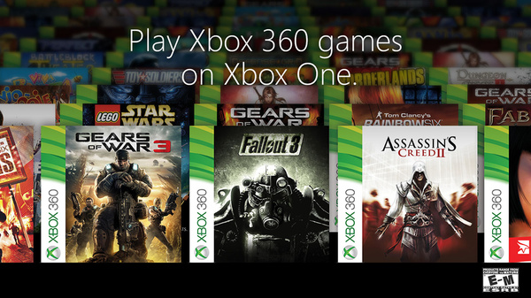 Xbox One backwards compatibility now supports multi-disc games