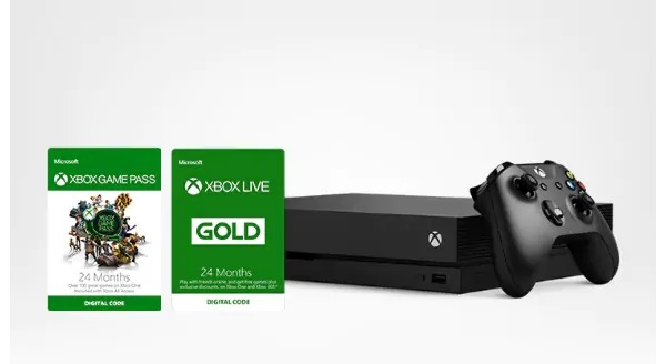 Xbox All Access gets you a console, Xbox Game Pass and Xbox Live Gold for a monthly fee