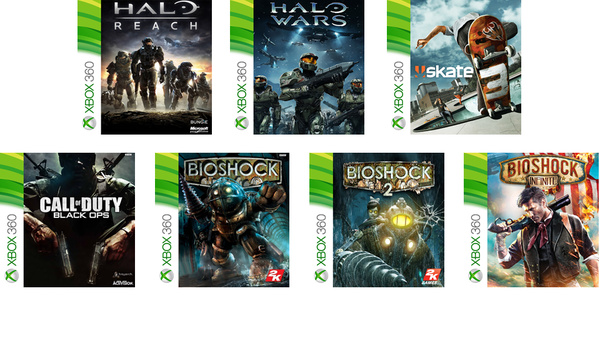 Microsoft reveals first 104 Xbox One backwards compatible games