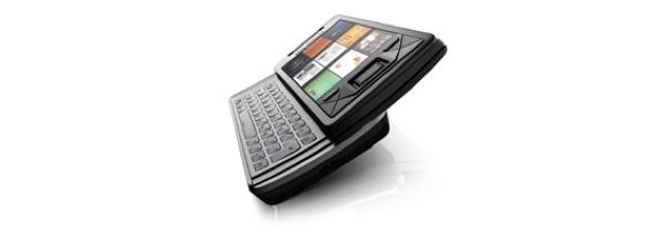 Sony Ericssonin XPERIA X1 saapumassa kauppoihin