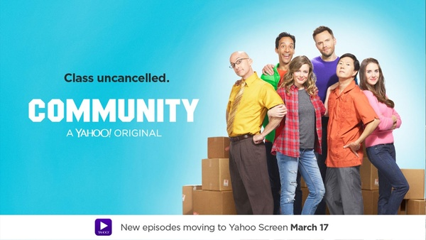 Yahoo takes large loss on original streaming content including Community