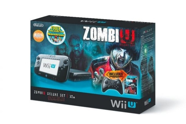 Nintendo announces ZombiU bundle