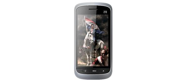 ZTE esitteli uusia Android-puhelimia: Libra ja Tureis
