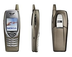 Nokia announces their first 3G phone