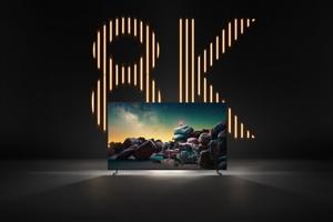 Samsungin QLED 8K -televisio tulee pian Suomeen