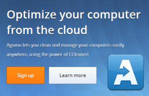 Agomo - CCleaner, Defraggler en meer in de clouds