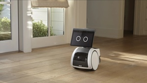 Amazonin Astro-robotti osaa partioida kotia ja seurata henkilöitä