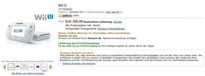 Wii U price, release date leaked?