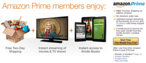 Amazon Prime membership going up to $99 per year