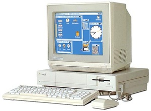 The legendary Amiga is 30 years old