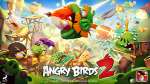 'Angry Birds 2' sees over 25 million downloads in first week