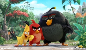'Angry Birds' movie is an origin story about why they are so angry