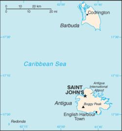 Karibialaisvaltio taistelee USA:n kauppasaartoa vastaan laillisella piraattisivustolla