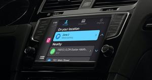 EasyPark -pysäköintisovellus nyt käytettävissä Apple CarPlay -järjestelmän avulla