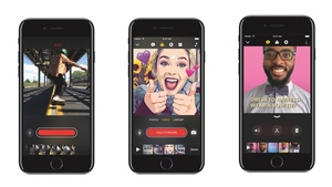 Apple's new Clips app helps create, well, clips