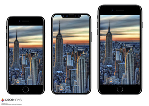 Apple's next week's iPhone 7s is iPhone 8, and iPhone 8 is iPhone X