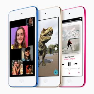 iPod touch teki yllätyspaluun – Musiikkisoittimille löytyy vielä kysyntää