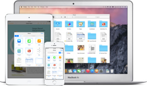 Applen uusi palvelu haastaa Dropboxin