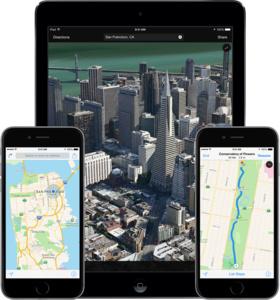 Applen parjattu karttapalvelu uudistuu täysin – Kohta myös Euroopassa