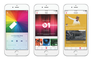 Apple Music will stream at 256kbps - lower than rivals