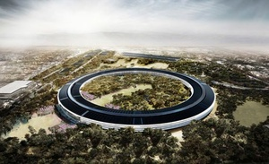 Apple invests a billion dollars in Austin, TX