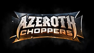 Moottoripyöräsuunnittelija tuunaa World of Warcraft -prätkiä uudessa tosi-tv-sarjassa