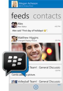 BBM voor Windows Phone beschikbaar