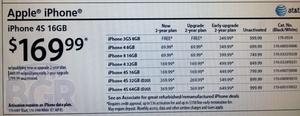Radio Shack to discount iPhones tomorrow