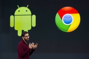 Report: Google to merge Chrome OS into Android by 2017