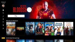 Tällainen on elokuvia tarjoava Sonyn Bravia Core -palvelu - saatavilla vain muutamille televisioille, ei maksa mitään