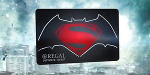 Regal Cinemas to offer unlimited ticket to Batman v Superman