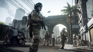 Battlefield 3 servers hit by DDoS
