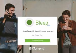 NSA-proof chatten met BitTorrent Bleep
