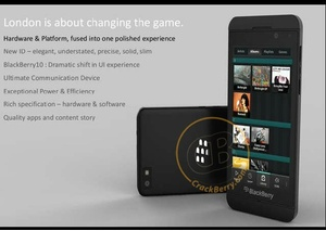 RIM will need to spend $1 billion to launch BB10