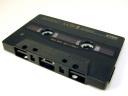 Demand actually increasing for cassette tapes
