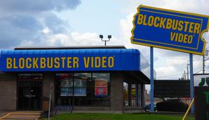 Blockbuster lukker 300 butikker, satser på videostreaming