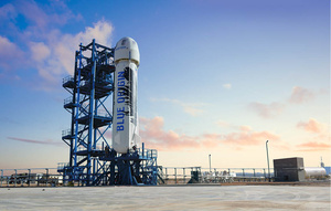 Blue Origin teki sen: Samalla raketilla laskeuduttiin onnistuneesti – kahteen kertaan