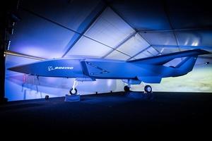 "Vähän järempi drone – Boeing paljasti miehittämättömän ""hävittäjän"""