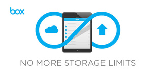 Box goes with unlimited storage for businesses, ends 'storage wars'