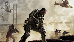 Call of Duty retail sales down 27%