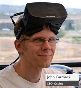 """""""Doomin isää"""" syytetään teknologian varastamisesta Oculus-lasien kehittämiseksi"""