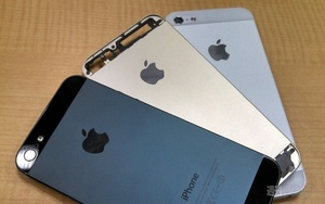 Videos show off new iPhone 5S colors, champagne and graphite