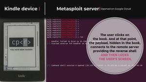 Amazon Kindlestä paljastui tietoturvapuutteita, jotka mahdollistivat koko laitteen kaappauksen
