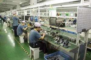 Shenzhenin elektroniikkateollisuuden minimipalkkaa nostetaan