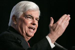 Former senator Chris Dodd is now head of the MPAA