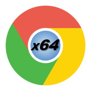 Chromesta julkaistiin 64-bittinen versio