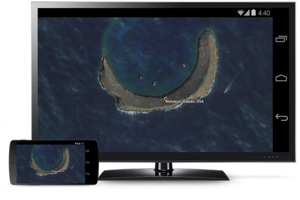 Peilaa puhelimen näyttö televisioon langattomasti Chromecastin avulla